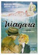 Niagara - Croatian Movie Poster (xs thumbnail)