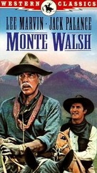Monte Walsh - VHS movie cover (xs thumbnail)