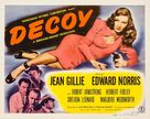 Decoy - Movie Poster (xs thumbnail)