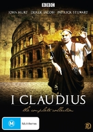 """I, Claudius"" - Australian DVD movie cover (xs thumbnail)"