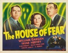 The House of Fear - Movie Poster (xs thumbnail)