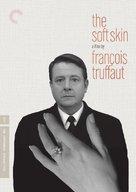 La peau douce - DVD cover (xs thumbnail)