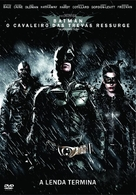 The Dark Knight Rises - Brazilian Movie Cover (xs thumbnail)