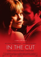 In the Cut - German Movie Poster (xs thumbnail)