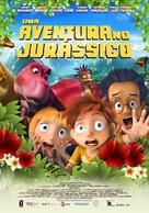 Dino Time - Portuguese Movie Poster (xs thumbnail)