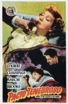 Sleep, My Love - Spanish Movie Poster (xs thumbnail)