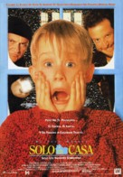 Home Alone - Spanish Movie Poster (xs thumbnail)