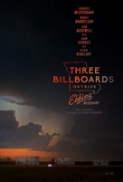 Three Billboards Outside Ebbing, Missouri - Movie Poster (xs thumbnail)