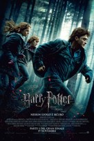 Harry Potter and the Deathly Hallows: Part I - Swiss Movie Poster (xs thumbnail)