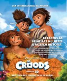 The Croods - Brazilian Movie Poster (xs thumbnail)