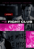 Fight Club - DVD cover (xs thumbnail)