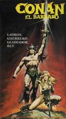 Conan The Barbarian - Spanish Movie Cover (xs thumbnail)