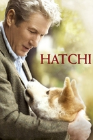 Hachiko: A Dog's Story - French Movie Poster (xs thumbnail)