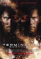 Terminator Salvation - Turkish Movie Poster (xs thumbnail)