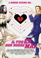 The Spy Who Dumped Me - Italian Movie Poster (xs thumbnail)