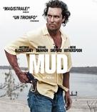 Mud - Italian Blu-Ray cover (xs thumbnail)