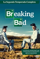 """Breaking Bad"" - Spanish DVD movie cover (xs thumbnail)"