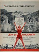 Run of the Arrow - Movie Poster (xs thumbnail)
