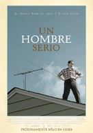A Serious Man - Colombian Movie Poster (xs thumbnail)