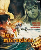 Mysterious Island - Spanish Blu-Ray movie cover (xs thumbnail)
