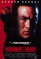 Marked For Death - Italian Movie Poster (xs thumbnail)