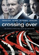 Crossing Over - German Movie Poster (xs thumbnail)