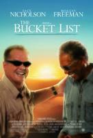 The Bucket List - Advance movie poster (xs thumbnail)