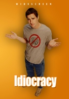Idiocracy - DVD cover (xs thumbnail)