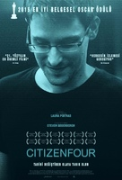 Citizenfour - Turkish Movie Poster (xs thumbnail)