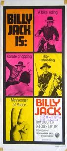 Billy Jack - Australian Movie Poster (xs thumbnail)