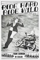 Ride Hard, Ride Wild - Movie Poster (xs thumbnail)