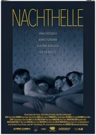 Nachthelle - German Movie Poster (xs thumbnail)