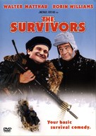 The Survivors - DVD cover (xs thumbnail)