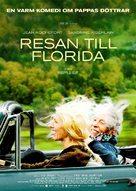 Floride - Swedish Movie Poster (xs thumbnail)