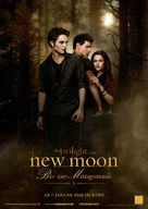 The Twilight Saga: New Moon - German Movie Poster (xs thumbnail)