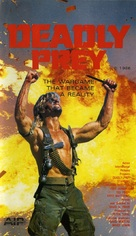 Deadly Prey - British VHS cover (xs thumbnail)