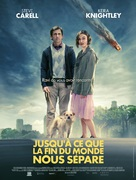 Seeking a Friend for the End of the World - French Movie Poster (xs thumbnail)