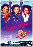 Mystic Pizza - German Movie Poster (xs thumbnail)
