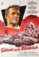 Battle at Bloody Beach - German Movie Poster (xs thumbnail)