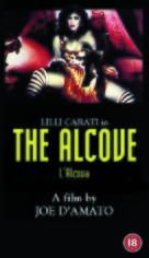 L'alcova - British Movie Cover (xs thumbnail)