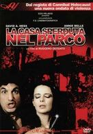 La casa sperduta nel parco - Italian DVD cover (xs thumbnail)