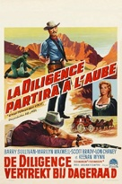 Stage to Thunder Rock - Belgian Movie Poster (xs thumbnail)
