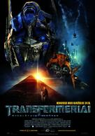 Transformers: Revenge of the Fallen - Lithuanian Movie Poster (xs thumbnail)