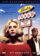 Paris, Texas - German DVD cover (xs thumbnail)