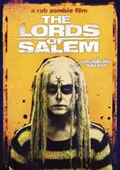 The Lords of Salem - Canadian DVD movie cover (xs thumbnail)