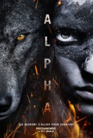 Alpha - French Movie Poster (xs thumbnail)