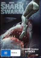 Shark Swarm - Australian Movie Cover (xs thumbnail)