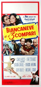 Snow White and the Three Stooges - Italian Movie Poster (xs thumbnail)