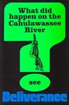 Deliverance - Advance poster (xs thumbnail)
