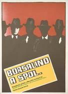 Borsalino and Co. - Polish Movie Poster (xs thumbnail)